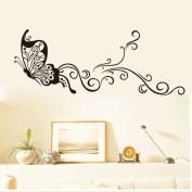 Aiwall 9315 Large Size Butterfly Wal Stickers DIY Home Decorations Wall Decals Living Room