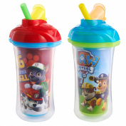 Munchkin Paw Patrol Click Lock Insulated Straw Cup