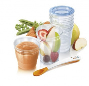 Philips Avent SCF720/10 VIA Storage System for Baby Food by Philips AVENT