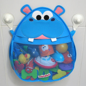 Hurley Hippo Bath Toy Organiser