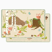 Laminated Placemat for Kids - Forest Friends - Sea Urchin Studio