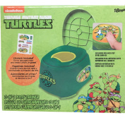 Nick 5560 3-in-1 Potty Trainer Teenage Mutant Ninja Trtls GRN