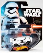 SDCC 2015 Mattel Hot Wheels Star Wars The Force Awakens Stormtrooper Vehicle