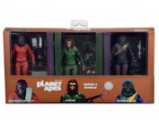 SDCC 2015 Exclusive NECA Planet of the Apes Classic SERIES 3 BUNDLE SET
