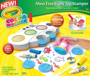 Crayola Colour Wonder Light Up Stamper