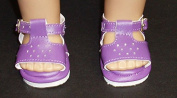 Our Generation Lavender Doll Shoes