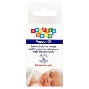 Snufflebabe Snuffle Babe Vapour Oil - Suitable From Birth- BaBreath Clearly