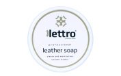 Cleaning soap for leather furniture, shoes, jackets, car seats, and bags, Lettro Soap