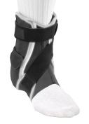 Mueller Sports Medicine HG80 Premium Hard Shell Right Ankle Brace, X-Large, 0.3kg