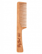 Big Red Beard Combs - Handcrafted No. 7 Beard Comb (Available in Cherry or Walnut)
