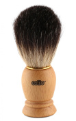 Estilo 100% Pure Badger Hair Shaving Brush with Beech Wooden Handle