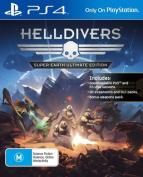 Helldivers Super Earth Edition