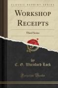 Workshop Receipts