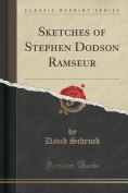 Sketches of Stephen Dodson Ramseur