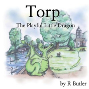 Torp the Playful Little Dragon
