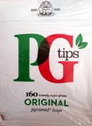 Pg Tips 160 Tea Bags
