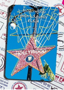 American tourist souvenirs Magnetic fridge magnet Hollywood walk of fame in Los Angeles