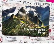 Peru characteristics of creative tourism souvenirs Fridge magnets soft magnetic stick Machu picchu