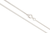 41cm Necklace Curb Chain With Springring Clasp