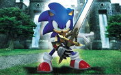 60cm x 36cm Sonic Silk Poster 6GS8-C43