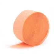 Peach Crepe Paper