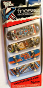 Tech Deck 4-board Set Finesse 20011762