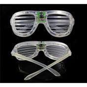 ACE Fashion LED Shutter Sunglasses Glow Light Glasses