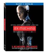 Ex_Machina [Region B] [Blu-ray]