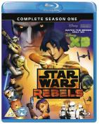 Star Wars Rebels [Regions 1,2,3] [Blu-ray]