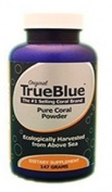 Premium Coral Calcium Capsules from Okinawa ● Trueblue Coral Calcium Powder - 147g