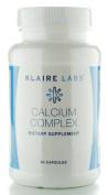 Klaire Labs - Calcium Complex 200 mg 90 Vcaps