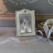 Beatriz Ball Baby Cross Photo Frame