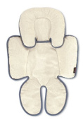 Britax Head and Body Support Pillow, Iron/Grey by Britax
