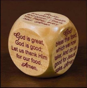 Mealtime Prayer Cube for Children and Families