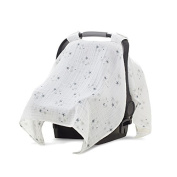 aden + anais Car Seat Canopy, Twinkle
