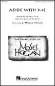 Abide with Me SATB divisi a cappella arr. Moses Hogan