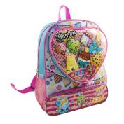 Shopkins Hearts 36cm Backpack
