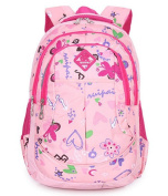 Eshops Backpacks for Girls School Bags for College Waterproof Outdoor Travel Backpack for Women
