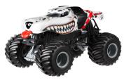 Hot Wheels Monster Jam Monster Mutt Dalmatian Die-Cast Vehicle, 1:24 Scale