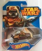 Hot Wheels Star Wars Character Car, Ewok