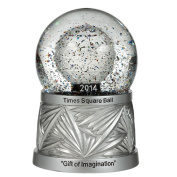 Waterford 2014 Times Square Snow Globe