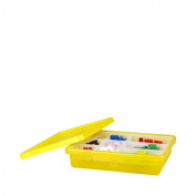 LEGO Storage Box with Tray and Lid