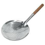 Chef's Supreme - 30cm Stainless Strainer w/ Wood Handle