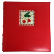 C.R. Gibson Pocket Page Kitchen Recipe Binder Cookbook Scrapbook / Album For Recipe Cards