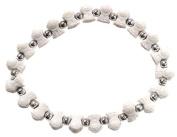 The Trrtlz Monkeyz Bracelet [White]