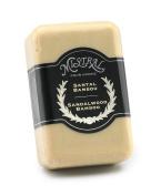 Mistral Men's Soap, Sandalwood Bamboo, 250 Grammes