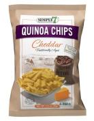 Quinoa Chips - Cheddar 100ml Pkg