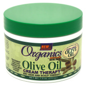 Africa's Best Organics Olive Oil Dry Hair and Scalp Therapy, 220ml
