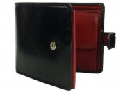 Top Quality MENS LEATHER WALLET Torino Collection by VISCONTI Gift Boxed Tri-Fold