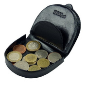 Mens Gents Top Quality LEATHER Coin Tray by Golunski Purse Wallet 2 colours